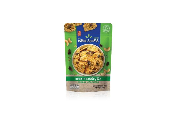 CHAOSUA Wholesome Cereal Cracker - 25 g