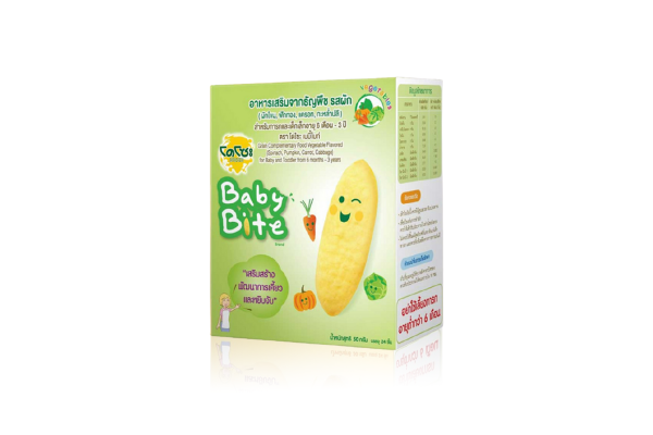 DOZO Baby Bite, Vegetables -50 g