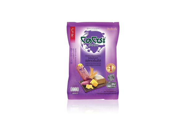 DOZO, Corn Cheese mixed Sweet Potato - 56 g
