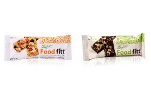 FOOD FITT, Mixed Fruits & Wholegrain Cereal Bar