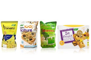 Nutrimate & Ze Herb, Healthy Cereal Snacks
