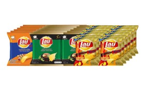 LAYS Potato Chips in Variety of Flavors, Mini Sizes 15 Grams