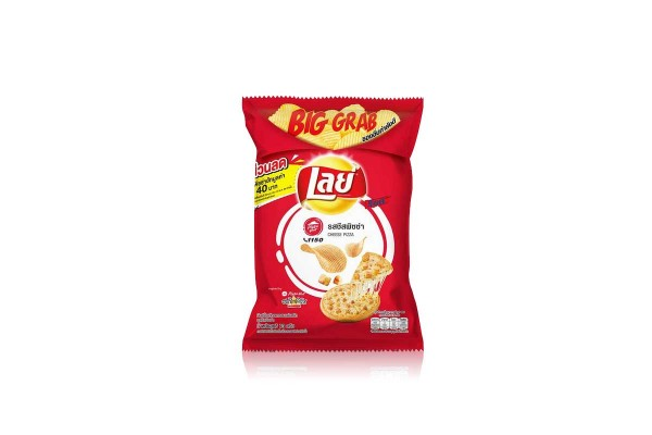 LAY'S ROCK Potato Chips, Cheese Pizza - 73 g