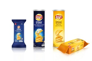 LAYS STAX, Potato Chips in Variety of Flavors in Bottle & Tray