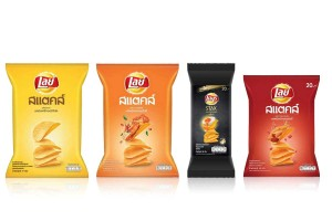 LAY'S STAX,  Buy Small Quantity with Various Flavors