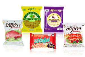 MANORA Crispy Shrimp & Veggie Chips - Small Bag 15 g