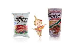 MANORA Crispy & Real Delicious Prawn Chips