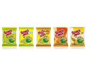 SNACKJACK, Crispy Green Peas Snack