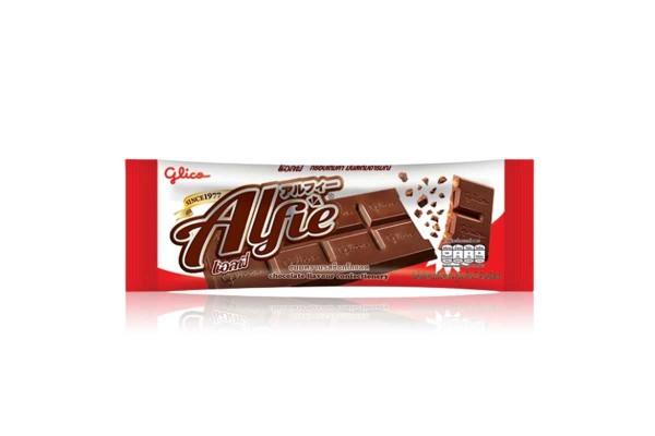 Glico AlFIE, Chocolate - 31 g