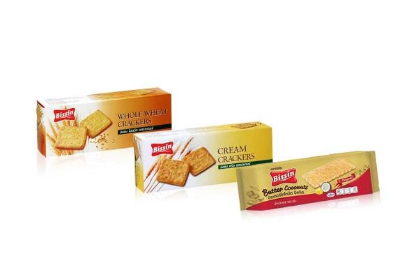 BISSIN Signature Coconut Butter Cracker