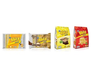 VOIZ Cracker & Wafer, Hevenly Delicious