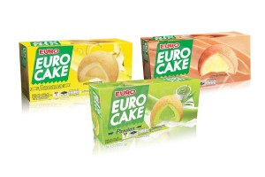 EURO CAKE, Soft Puff Cake with Custard Fillings. Very Popular Choice.