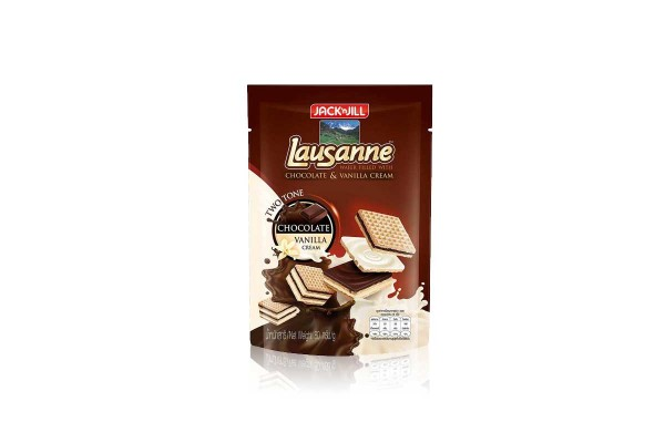 LAUSANNE, Chocolate and Vanilla - 80 g