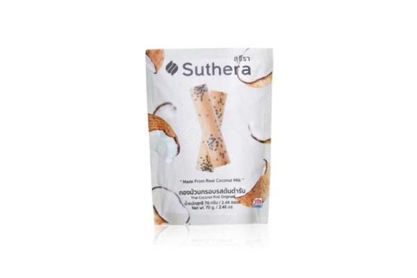 SUTHERA Coconut Roll, Original - 192 g