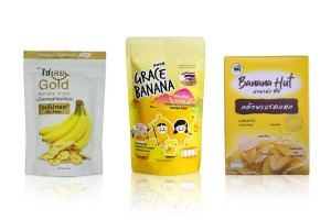 Crispy Fried Banana, Discounts from Various Brands