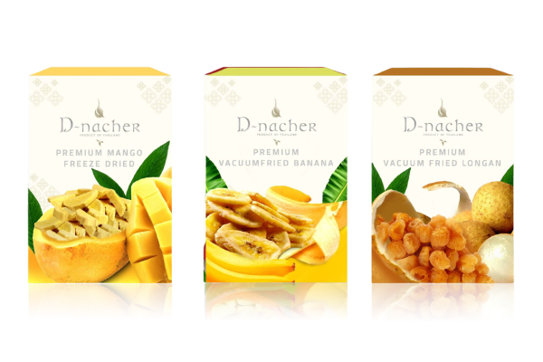 D-NACHER, Dried & Freeze Dried Fruits