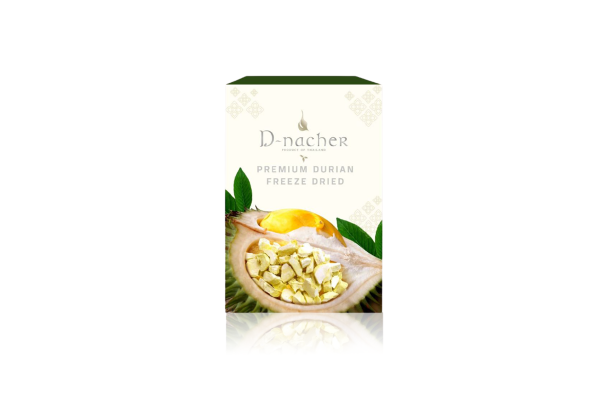 D-Nacher's Durian Freeze Dried - 60 g