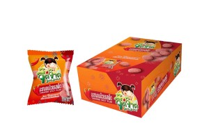 Jeedjard Chewy Tamarind Candy with Plum & Spicy Flavor, Discount. NO Minimum.