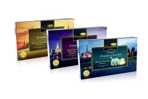 KULLANARD, Premium Fruit Chocolate