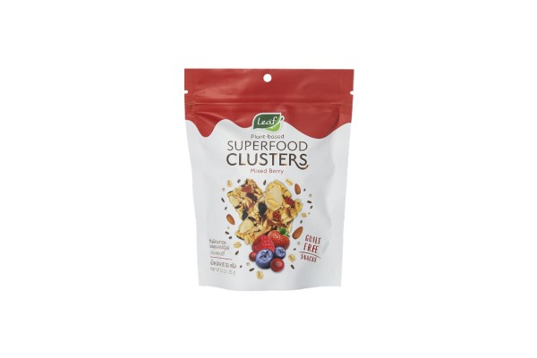 Superfood Clusters, Cereal Mixed Superfood, Mixed Berry - 35 g