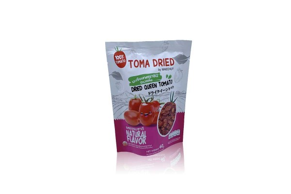 TOMA DRIED by MAECHUAY, Dried Queen Tomato, Natural - 40 g