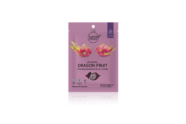 Dehydrated Dragon Fruit - 25 g