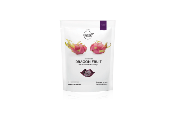 Dehydrated Dragon Fruit - 70 g