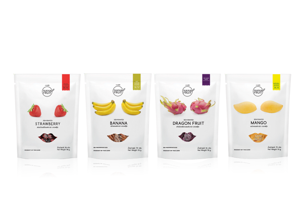 Mixed Five Fruits - 70 g