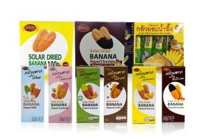 PAPIEN Solar Dried Banana