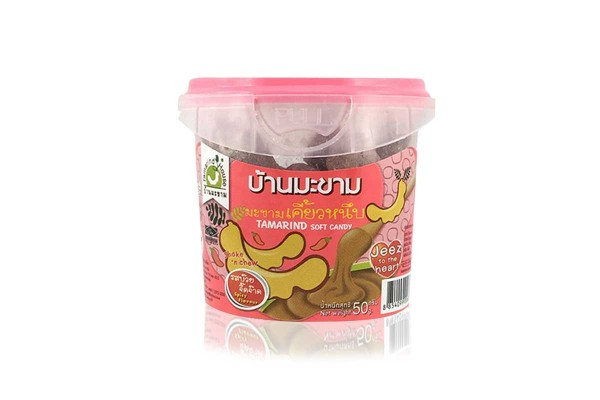 TAMARIND HOUSE, Tamarind Candy, Spicy Plum  - 50 g