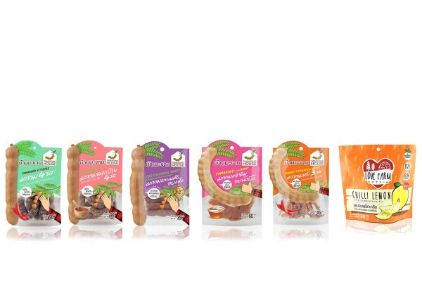 TAMARIND HOUSE,Tamarind Candy & Dried Tamarind in Mouth-Watering Flavors