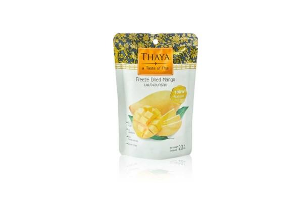 THAYA Freeze Dried Mango - 20 g