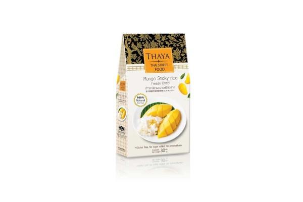 THAYA Mango Sticky Rice Freeze Dried - 30 g