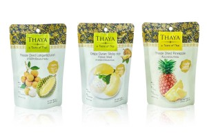 THAYA Freeze Dried Fruit Snacks