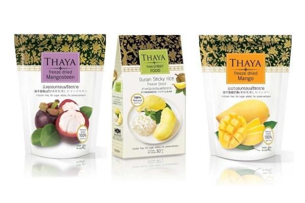 Thaya Freeze Dried Fruit Snacks