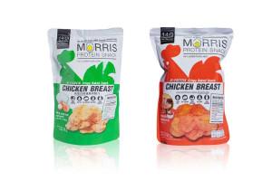 MORRIS PROTEIN SNACK Chicken Breast Chip