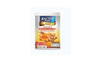 Roasted Cashew Nut with Honey