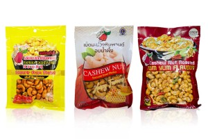 KAYEE NONG O's Cashew Nuts Snacks from Phuket in Assorted Flavors