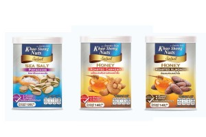 KHAO SHONG SELECT, Supreme Fruit & Nut Selection