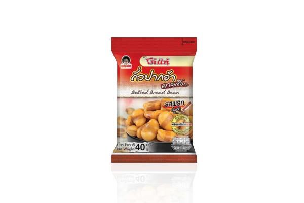 KOH KAE Belted Broad Bean, Spicy - 40 g
