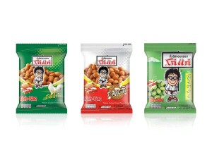 KOH KAE, Peanut Coated with Popular Flavors