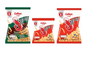 CALBEE, Popular Ebisen Crispy Shrimp Cracker