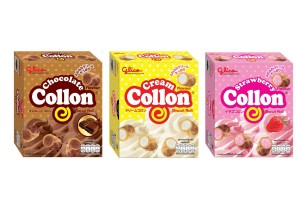 Glico Series - Collon, Pretz, Teenie & Almond Fried