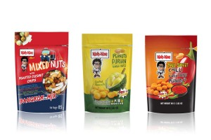 KOH KAE Nut Snacks, All Popular Flavors from Thailand