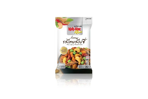 Thai Spicy Mixed Nuts - 145 g.