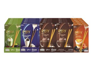Glico Pejoy, Filled Flavor Cream Biscuit Stick