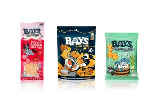 BAYS, Premium Fish Snacks