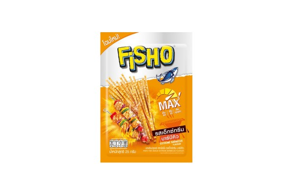 FISHO,Fish Snack in Variety of Flavors