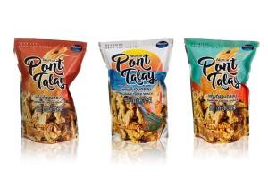 PONT TALAY Shrim Cheek Snacks