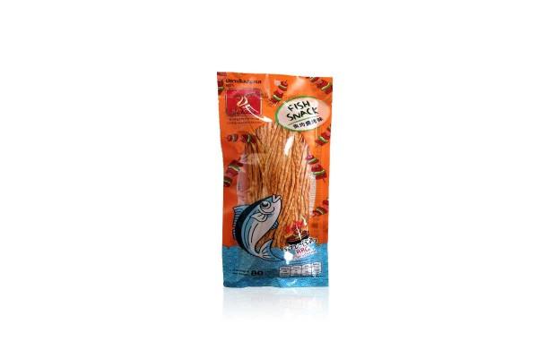SHORE MARINE, Fish Stripe, BBQ - 80 g